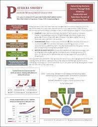 Sample Executive Summary Resume by Infographic Resume Example For Executive Resume Examples