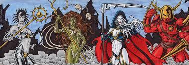 lady death sketch cards 4 by tonyperna on deviantart