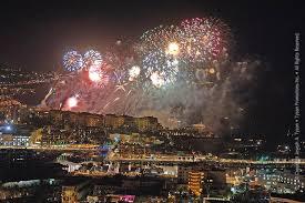 fireworks medano happy new year tenerife tenerife