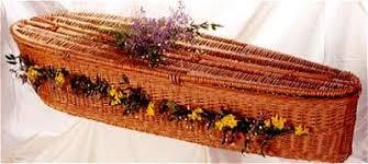 wicker casket wicker basket coffins