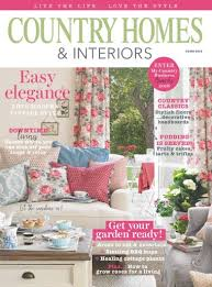 Country Homes Interiors Magazine Subscription Country Homes Interiors Magazine June 2016 Subscriptions
