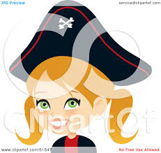 free cute halloween clipart royalty free rf clipart illustration of a cute blond