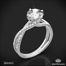 cheap diamond engagement rings for women pave engagement rings whiteflash
