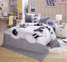 Minnie Mouse Single Duvet Set 20 Invigorating Mickey And Minnie Bedding Sets Home Design Lover