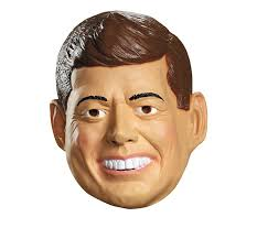 amazon com disguise costumes kennedy deluxe mask clothing