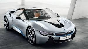 bmw minivan concept bmw i8 concept spyder officially unveiled