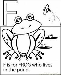 printable coloring pages frogs kids coloring