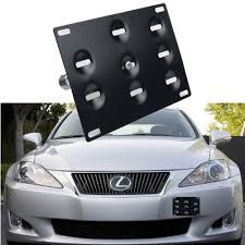 lexus of richmond service coupon amazon com dewhel sport front bumper tow hook license plate mount