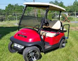new or used club car golf carts atvs