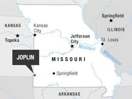 joplin mo map toll jumps in of missouri tornado npr