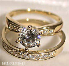 gold wedding rings sets beautiful wedding rings 14 ebay gold and wedding