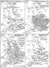 Alfred New York Map by Maps Of Anglo Saxon England Kemble