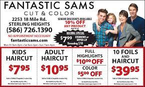 senior hair cut discounts fantastic sams coupons 2017 printable coupons coupon codes promo