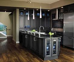 kitchen cabinet wall dark kitchen cabinets wall color white gloss island with white