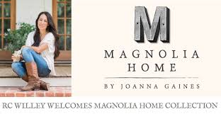 magnolia home by joanna gaines now available rc willey furniture