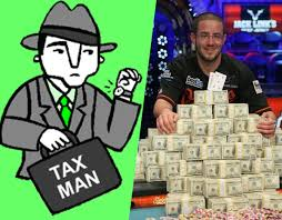 taxes on table game winnings the taxman will take 43 of merson s winnings poker casino