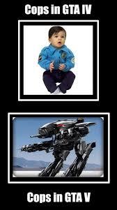 Gta 4 Memes - gta 4 vs gta 5 www meme lol com funny gifs pinterest gta