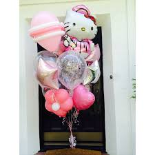 balloon arrangements los angeles hello bouquet any occasion balloons los angeles ca