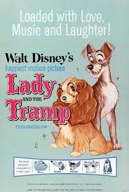 throwback thursday lady tramp movie posters disney insider