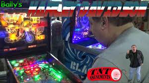873 bally harley davidson 1991 pinball machine only 2187 made
