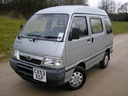 Daihatsu Mpv Daihatsu Hijet Efi 4 Seater Mpv Lpg Factory Converted