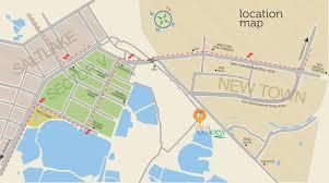 Aquatica Map Ideal Aqua View In Salt Lake City Kolkata Price Location Map