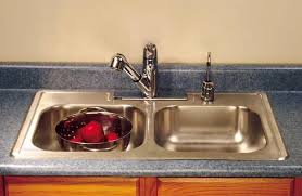 cabinet kitchen sink how to install a kitchen sink hometips