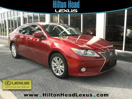 maintenance cost for lexus es350 used 2013 lexus es 350 for sale hardeeville sc