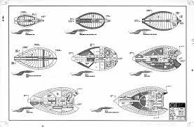 schematic of u s s enterprise ncc 1701 d star trek u s s