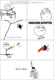 Spider Bro Meme - nerf gun pwned