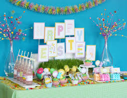 Easter Egg Hunt Party Decorations by I Heart The Easter Bunny Collection