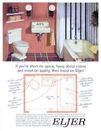 Eljer Corner Toilet Plumbing And Fixtures Ads Advertisement Gallery