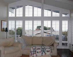 mini blinds for bow windows window blinds curtains and window treatments ideas wooden window blinds intended for proportions 1250 x 972