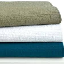 Quilted Cotton Coverlet White Cotton Quilts U2013 Co Nnect Me