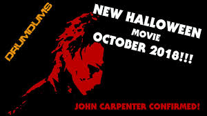 john carpenter confirms new halloween movie oct 2018 feb 2017