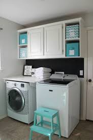 Storage Ideas For Laundry Rooms by Laundry Room Makeover For Under 100