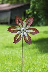Garden Spinners And Decor Dancing Sunflower Garden Windmill Garden Spinner Kl Windspinner