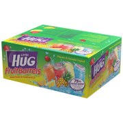 huggie drinks hug fruit barrels original variety pack 8 fl oz 20 count