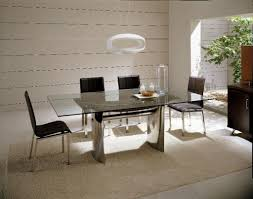 designer dining rooms luxury glass top dining table design italian style dining decorate
