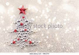 Silver Glitter Christmas Tree Decorations by Silver Bokeh Christmas Lights Background Stock Photos U0026 Silver