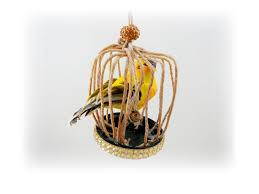 diy mini birdcage house your bird ornament
