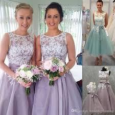 evening wedding bridesmaid dresses cheap 2016 blue garden wedding bridesmaid dresses sheer crew