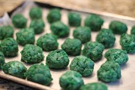 our life in a click recipe green velvet cake pops