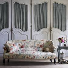 Floral Print Sofas Floral Print Sofa Trend For Spring 2015 Ideal Home