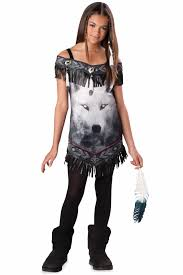 red contacts spirit halloween wolf spirit costume for girls chasing fireflies