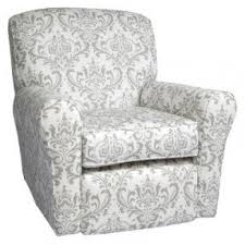 Swivel Rocker Chairs For Living Room Upholstered Swivel Living Room Chairs Foter