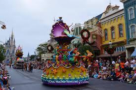 magic kingdom festival of parade teachable