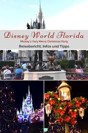 travel disney world mickey u0027s very merry christmas party