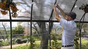 Palram Hybrid Greenhouse Palram Greenhouse Accessories Trellising Kit Pro Youtube