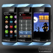 themes nokia asha 308 download haloween theme for nokia asha 311 310 309 305 306 jpg